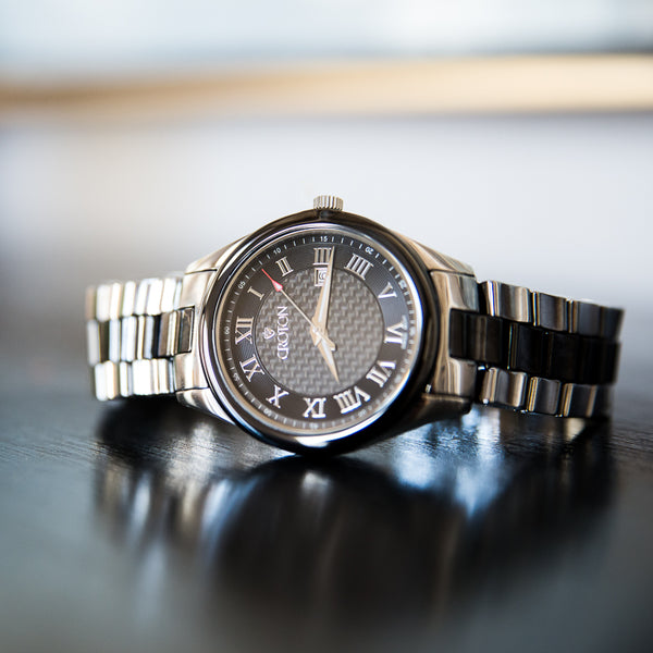 CROTON <br/> Tungsten Dress Watch - Dealsie.com Love the Deals