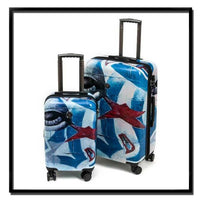 2 PIECE SETS Spinner Luggage - Choose Your Cover Design