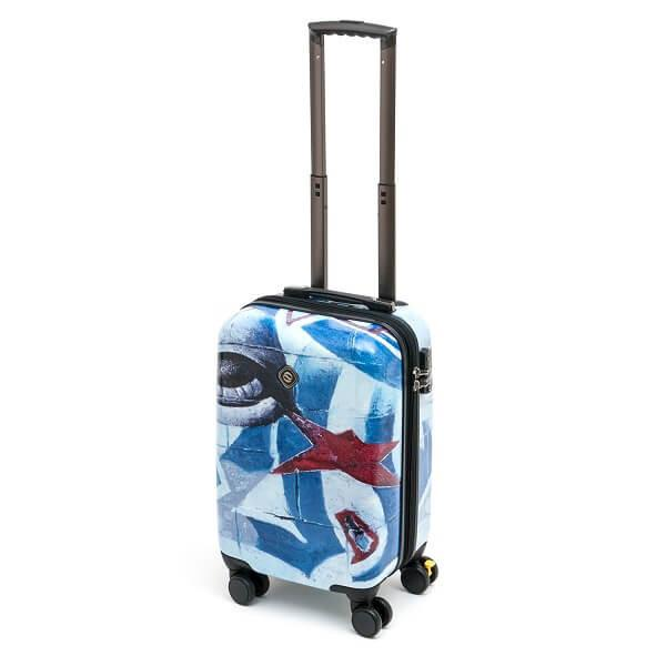 CARRY ON Spinner Luggage - Choose Your Cover Design - Dealsie.com Love the Deals