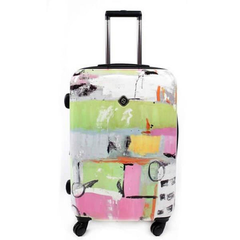 LARGE Spinner Luggage - Choose Your Cover Design