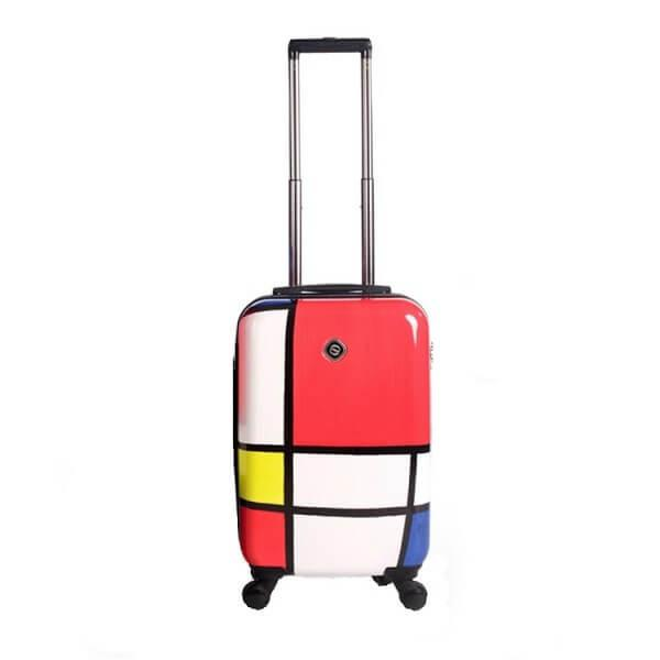 MEDIUM Spinner Luggage - Choose Your Cover Design