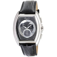 Kenneth Cole KC1880 New York Classic Barrel Case Chrono Men's Watch - Dealsie.com