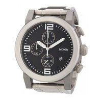 NIXON The Ride CHRONO Black - Dealsie.com