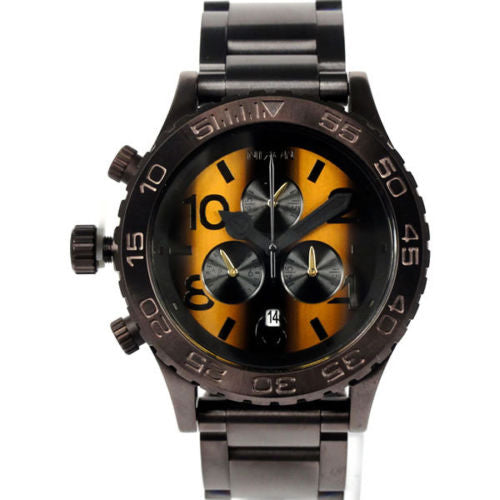 NIXON Tiger's Eye CHRONO - Dealsie.com Love the Deals