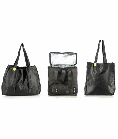 Insulator 3 Bag Set with Insulator Bag, Shopping Tote & Expanding XL Shopping Tote - BOGO!