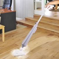 Multi-Surface Steam Mop with Carpet Glider - Dealsie.com Love the Deals