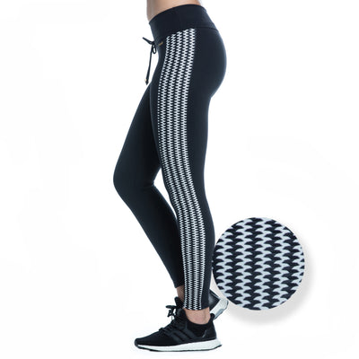 ISABEL-JAZZ LEGGINGS (ZIGZAG)