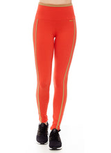KATE LEGGINGS (LOBSTER/ CARAMEL)