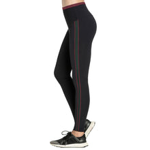 KATE LEGGINGS (BLACK/ GREEN/ BAROLO)