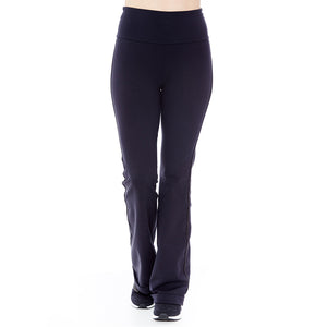NOVA FLARE LEGGINGS (BLACK)
