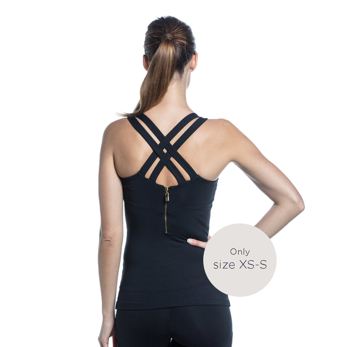 RUBY TOP (BLACK)