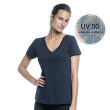 ZACH T-SHIRT | UV 50 (BLACK)