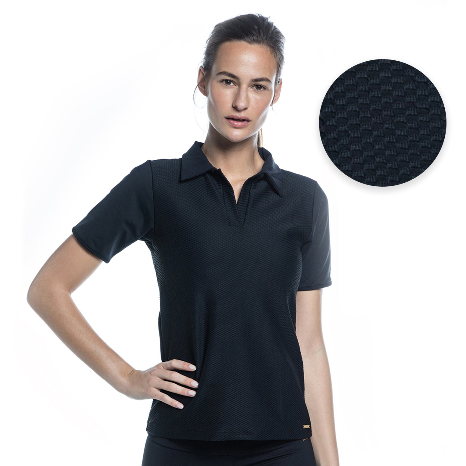 POLO (BLACK/ BEE)