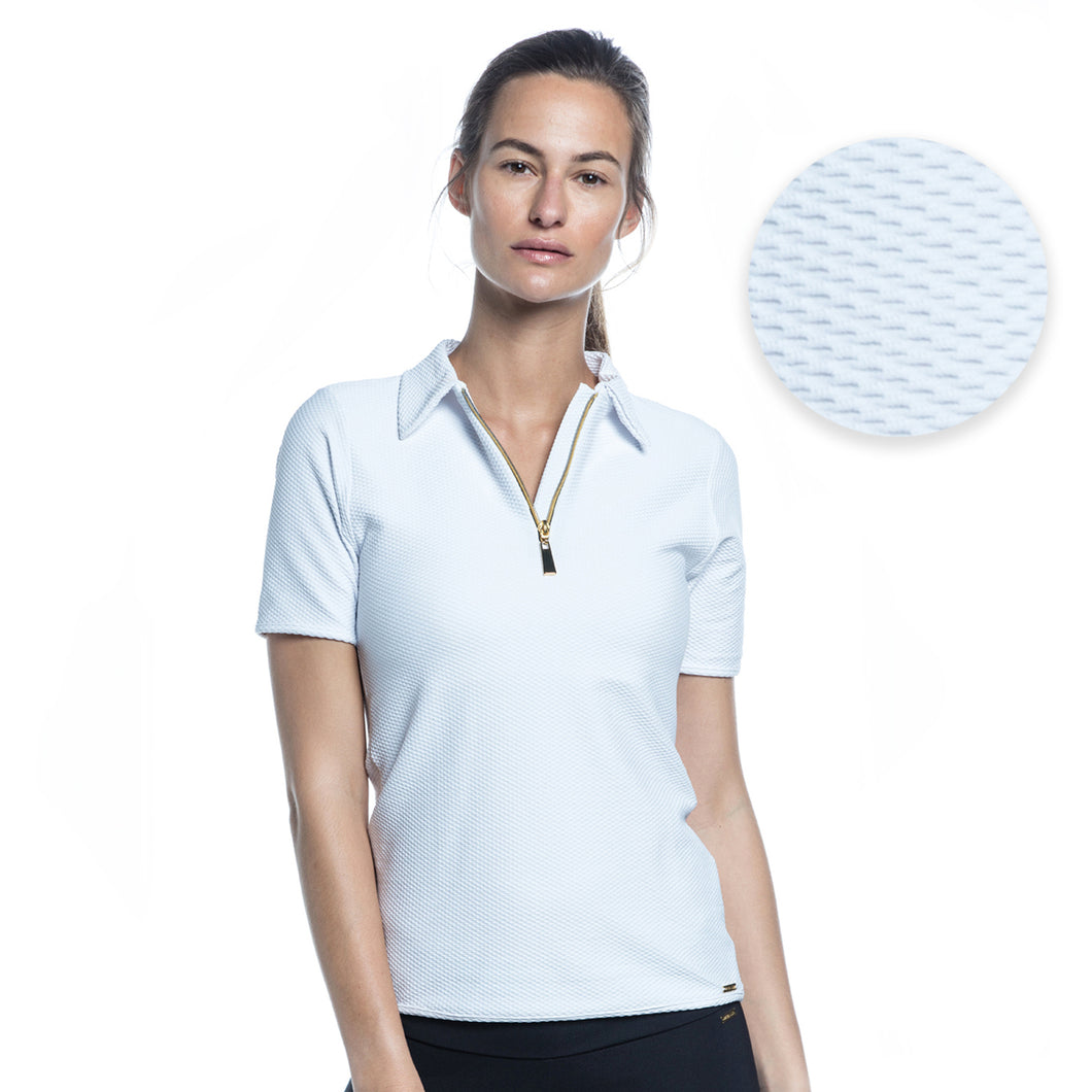 POLO (WHITE/ BEE)