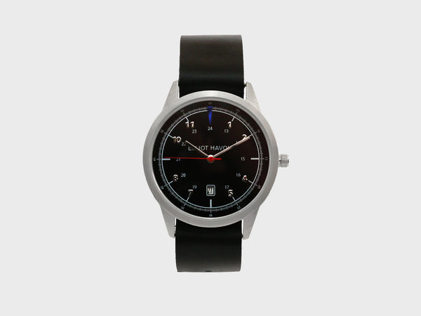 Black Classic Havok Watch - 40mm