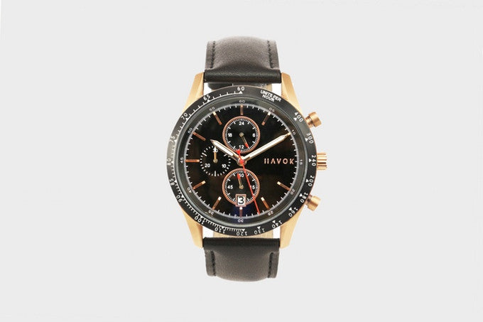 Rose Gold Racer Chronograph