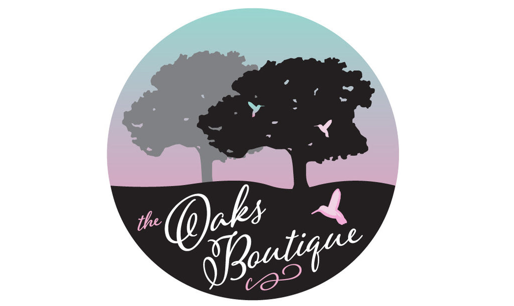 The Oaks Boutique Logo