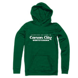 Champions are Born in Carson City Hoodie