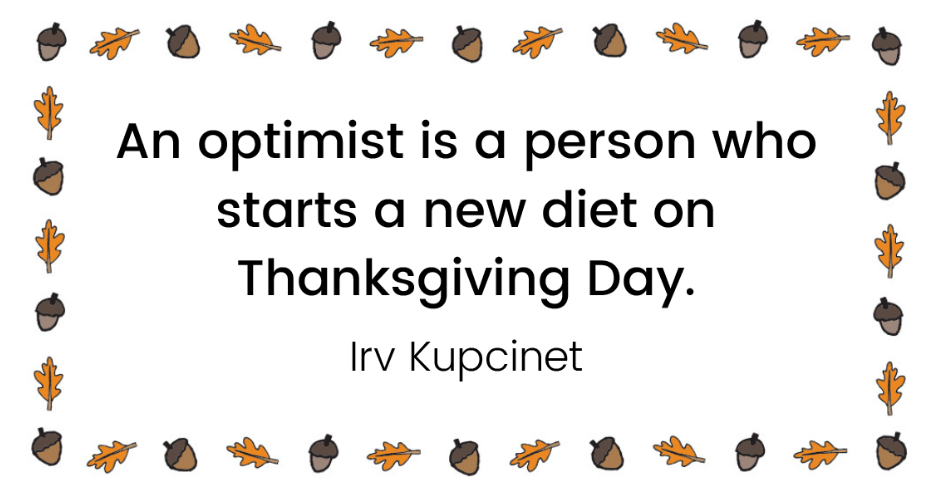 8 Thanksgiving Quotes for Which We Are Thankful - Blog Header Image