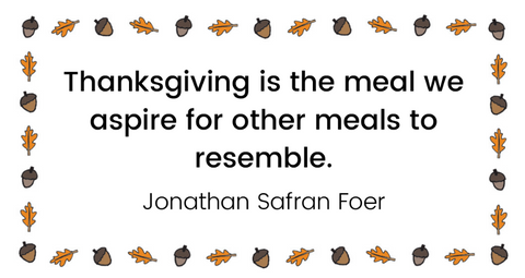 Thanksgiving quotes of 2020! Quote #3