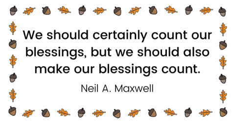 Thanksgiving quotes of 2020! Quote #4