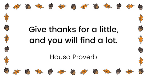 Thanksgiving quotes of 2020! Quote #6
