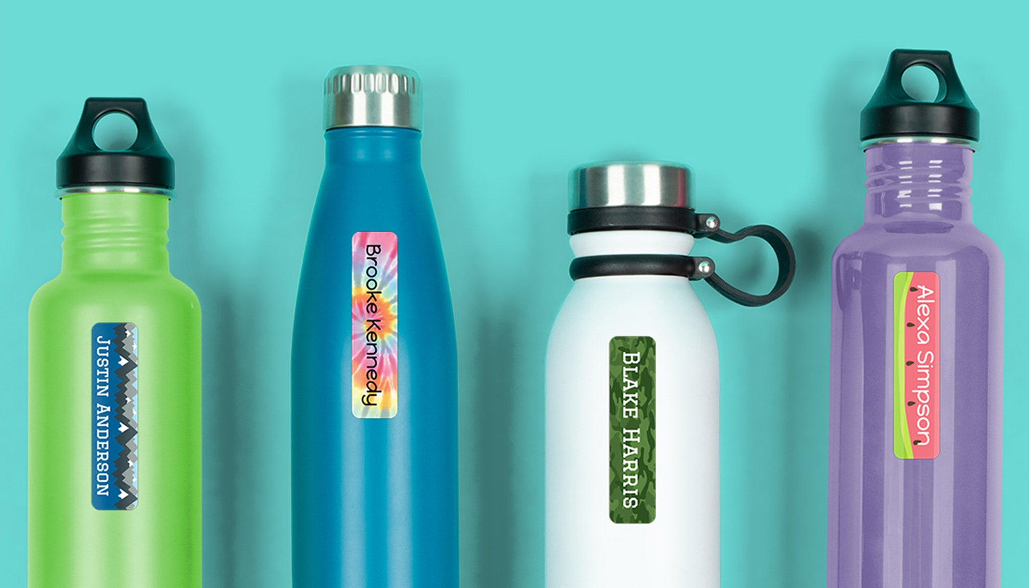 Name Bubbles helps families sending their children to summer camp by helping them stay organized.