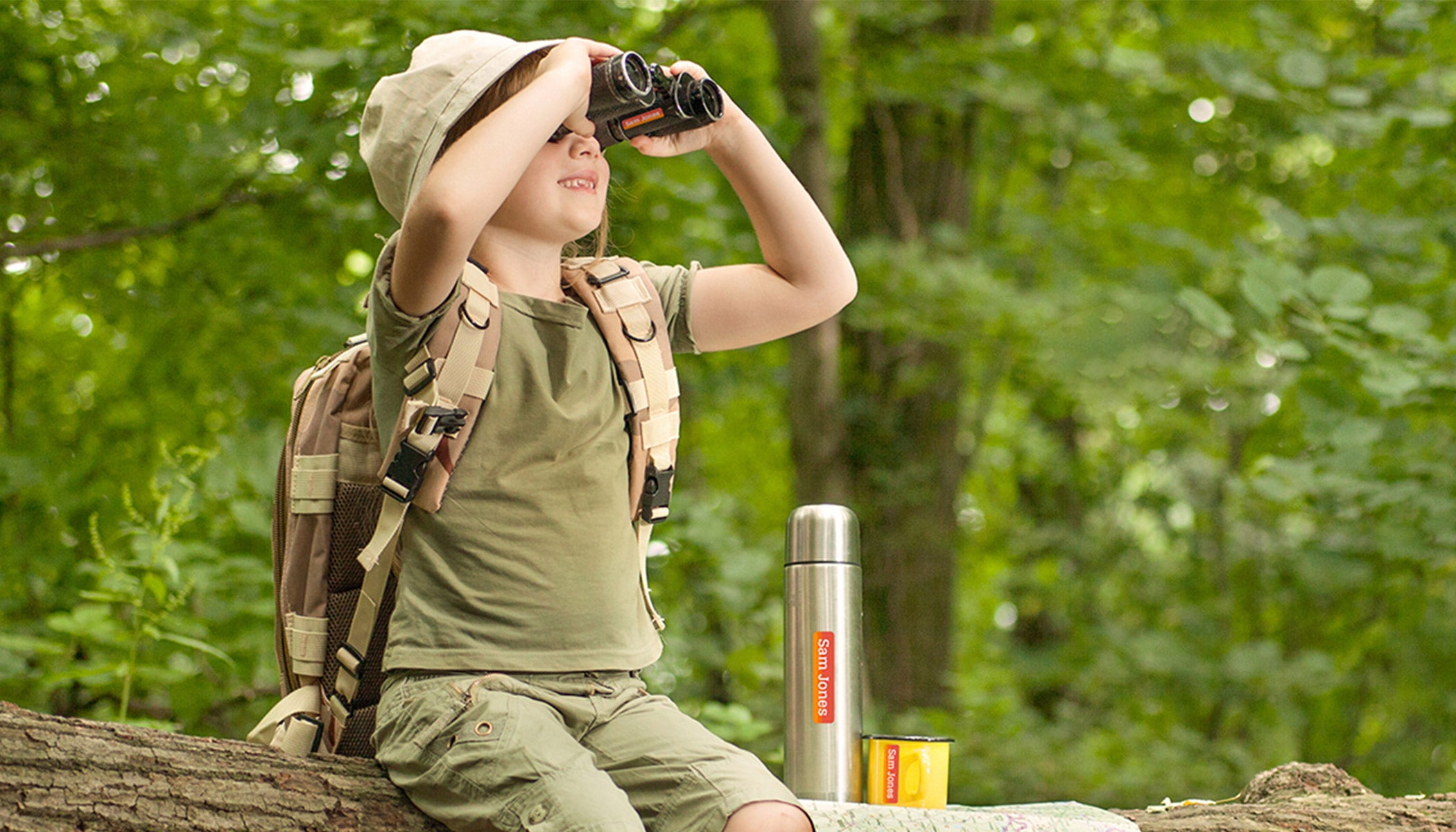 Name Bubbles Tips for choosing a summer camp that's right for you and your children.