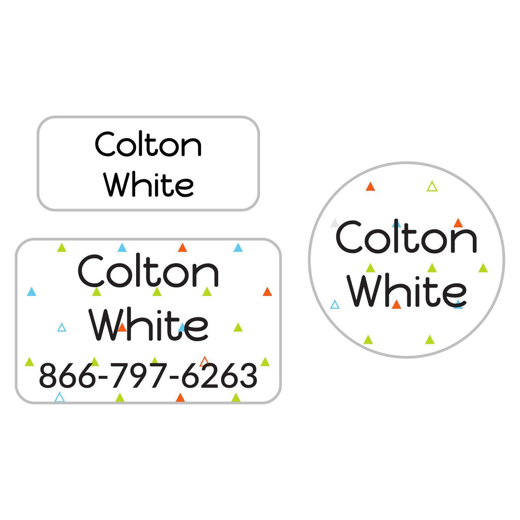 laundry labels for clothing