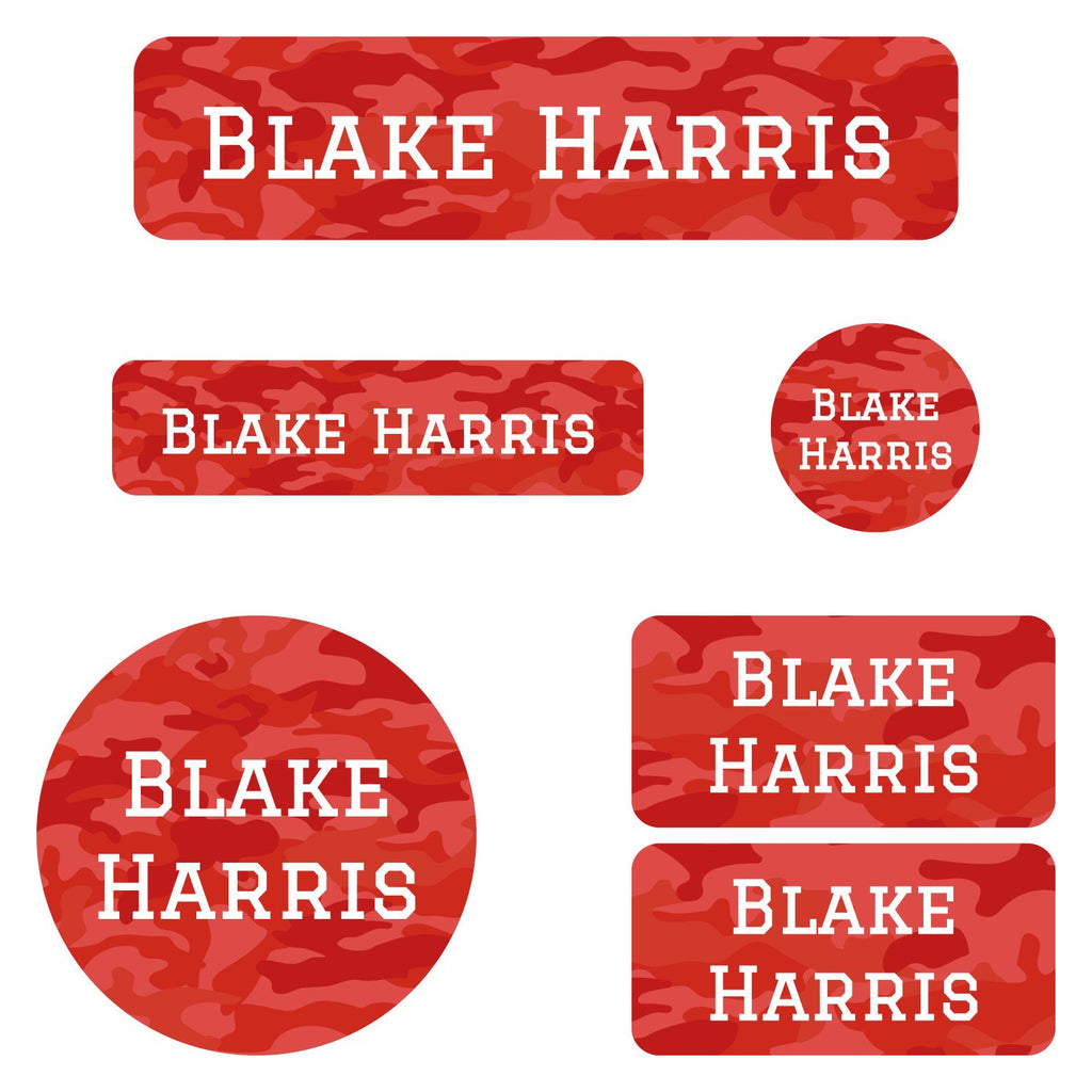 durable personalized labels