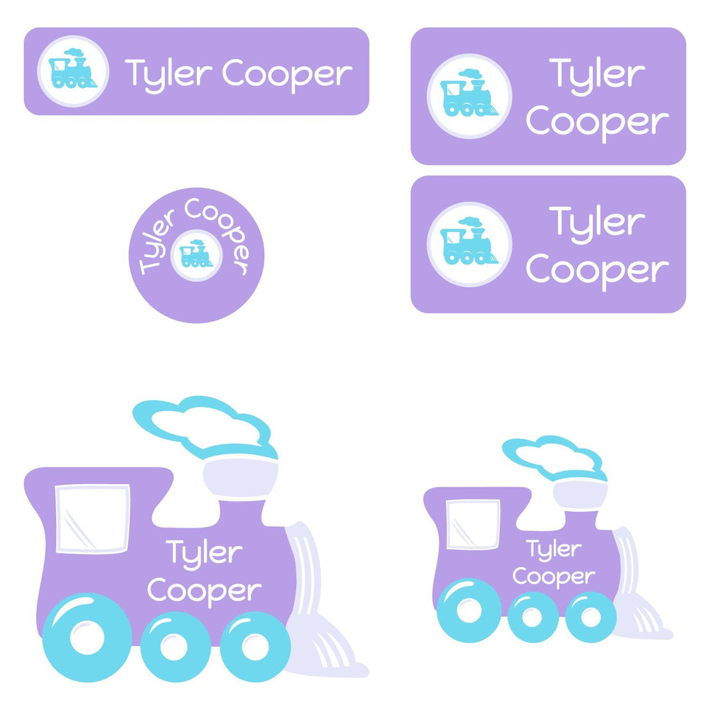 name labels for preschool