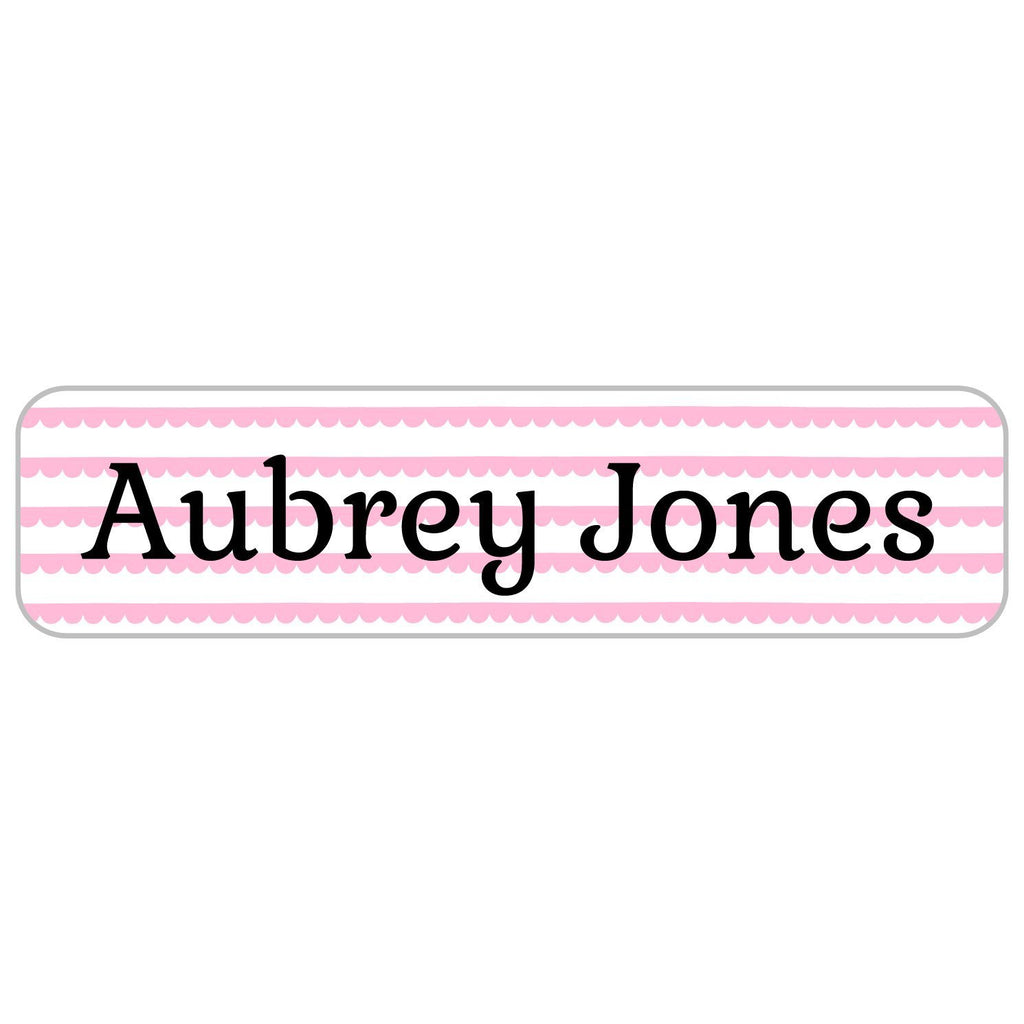 personalized labels for school