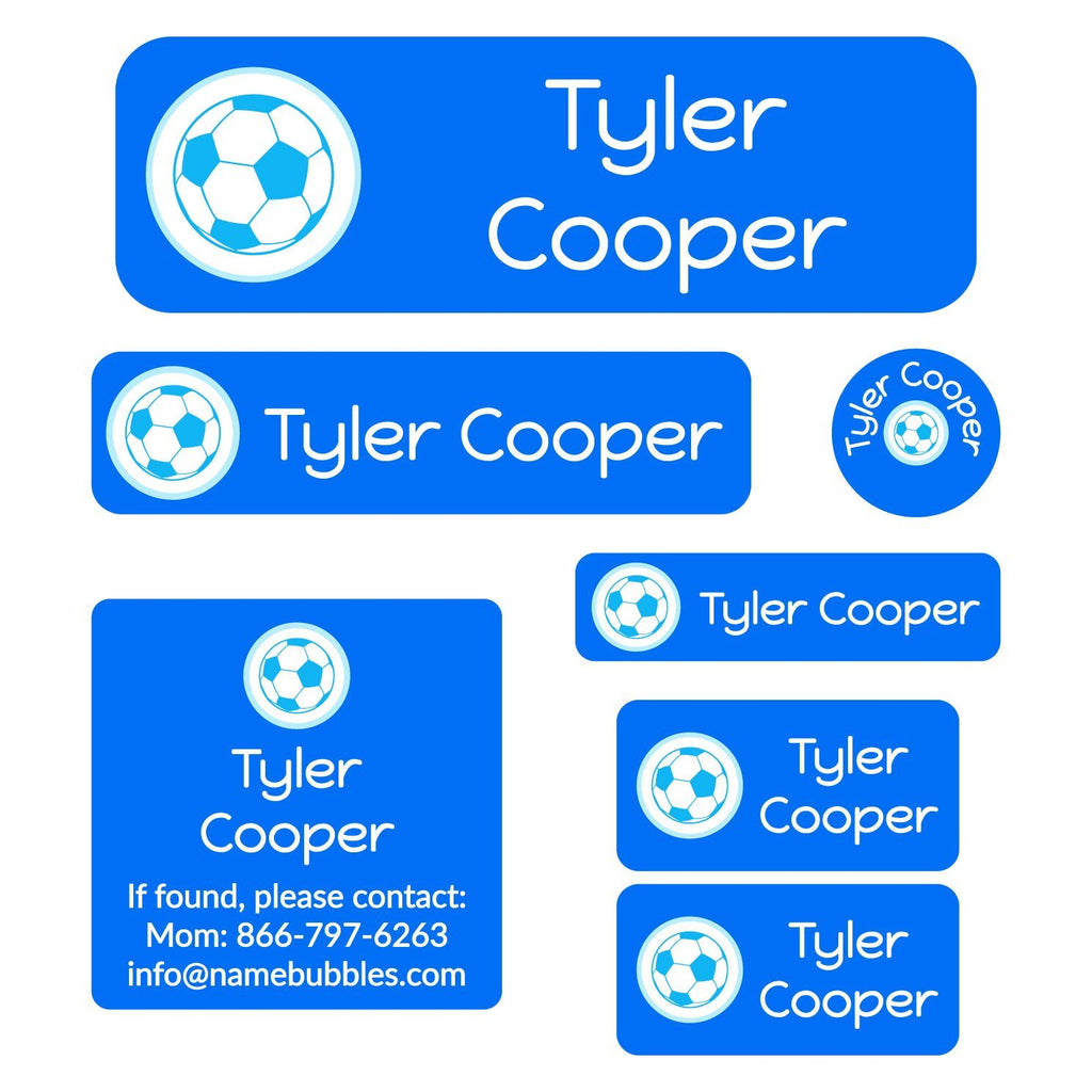 personalized school labels
