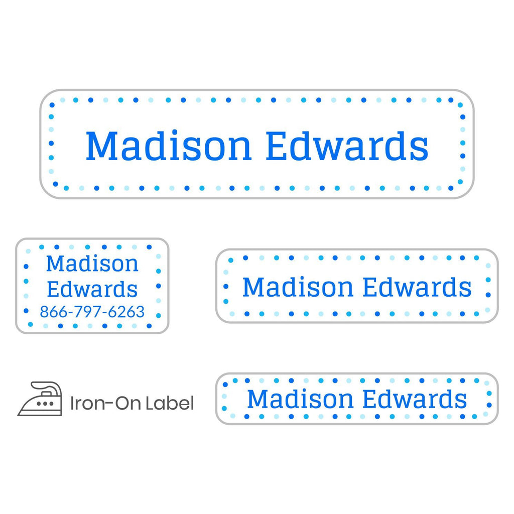 nursing home name labels