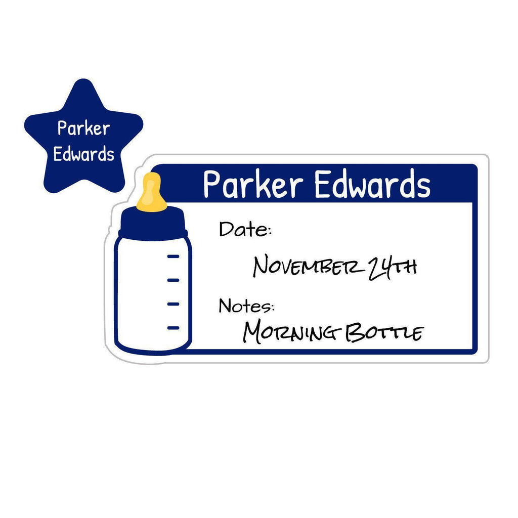 baby bottle labels for daycare