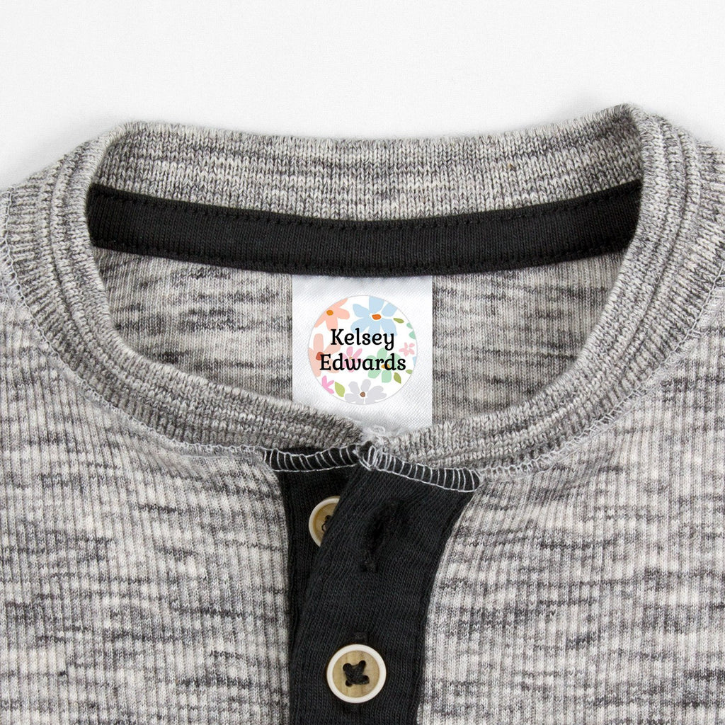 clothing labels for daycare - Circle