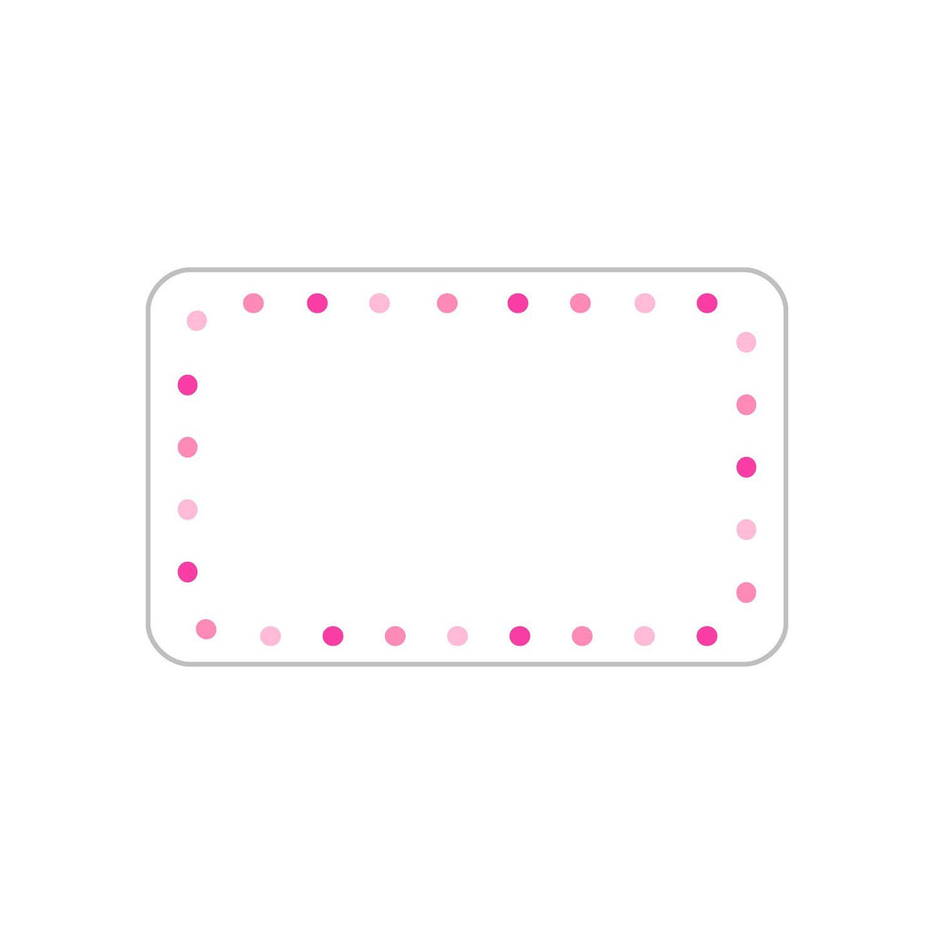 write-on date stickers