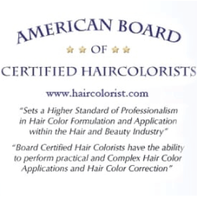 American Board of Certified Hair Colorists