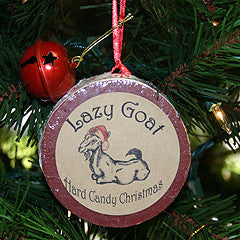 holiday tree ornament