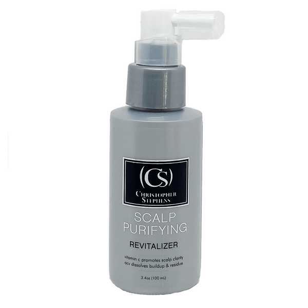 NEW PRODUCT - CHRISTOPHER STEPHENS PLATINUM SCALP PURIFYING REVITALIZER