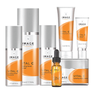 For the best in skin care try Image skincare