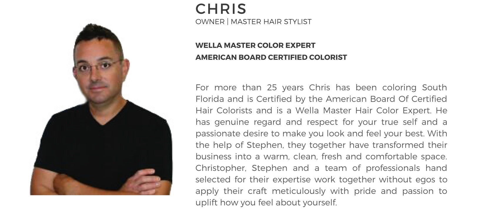 Board Certified Hair Colorist