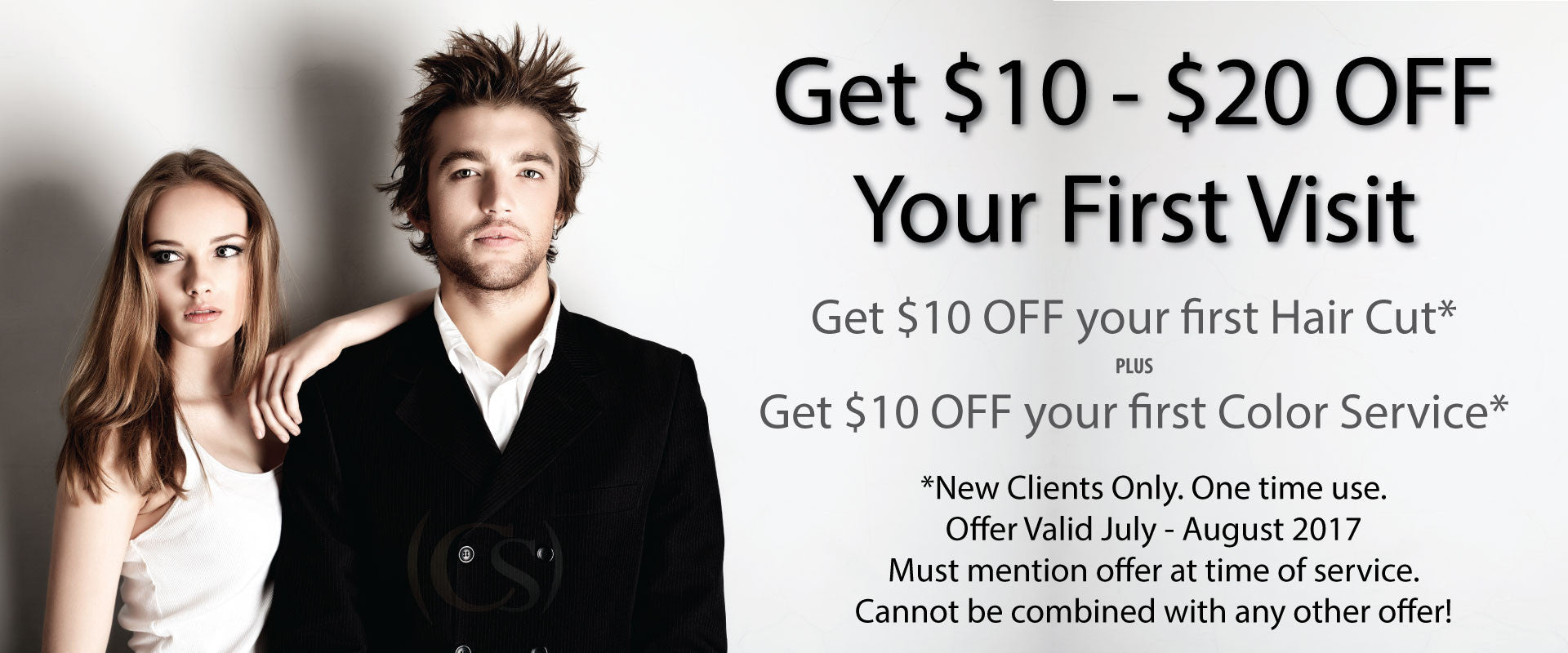 West Palm Beach Hair Salon New Client Offer