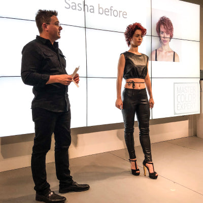 Chris Neler Wella Master Color Expert