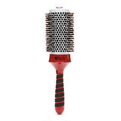 ITECH - 3 1/4 inch Magnetic Tourmanline Boar and Nylon Brush - Christopher Stephens Hair Salon West Palm Beach
