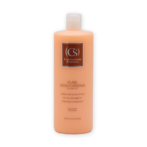 Christopher Stephens Pure Moisturizing Shampoo 33.3oz - Christopher Stephens Hair Salon West Palm Beach