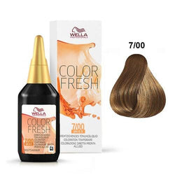 WELLA COLOR FRESH 7/00 DARK BLONDE/BRUNETTE BROWN - Christopher Stephens Hair Salon West Palm Beach