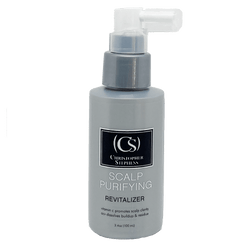 Christopher Stephens Platinum Scalp Purifying Revitalizer - Christopher Stephens Hair Salon West Palm Beach
