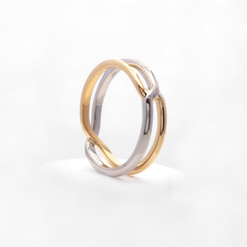 custom mens wedding bands white gold yellow gold portland pdx jewelry judith arnell
