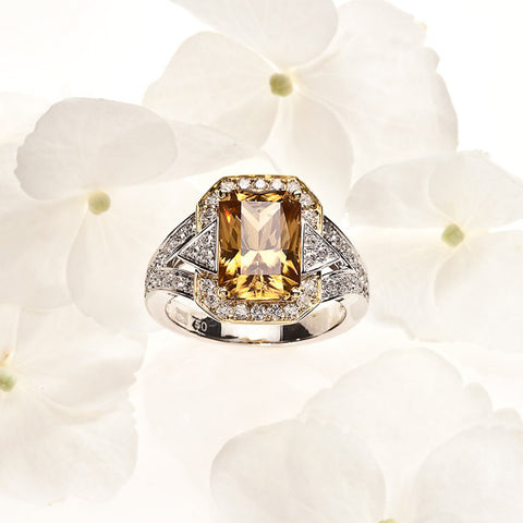 zircon diamond ring portland judith arnell jewelers